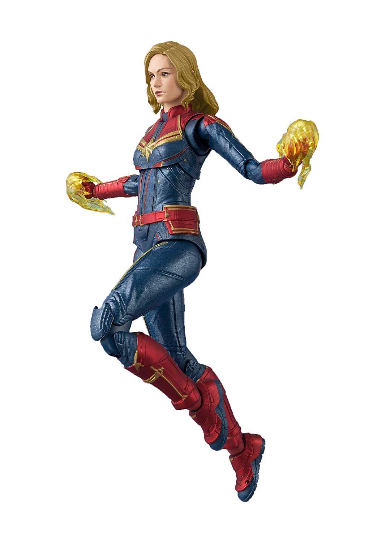 S.H.Figuarts Captain Marvel Action Figure