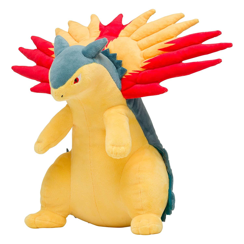 Pokemon Center Original Plush Doll Typhlosion...
