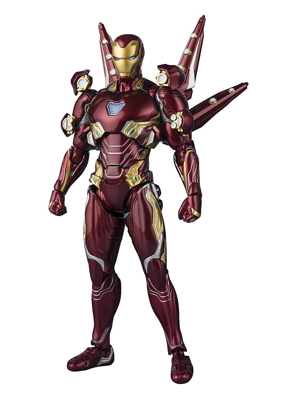 Tamashii Nations Bandai S.H. Figuarts Iron Man...