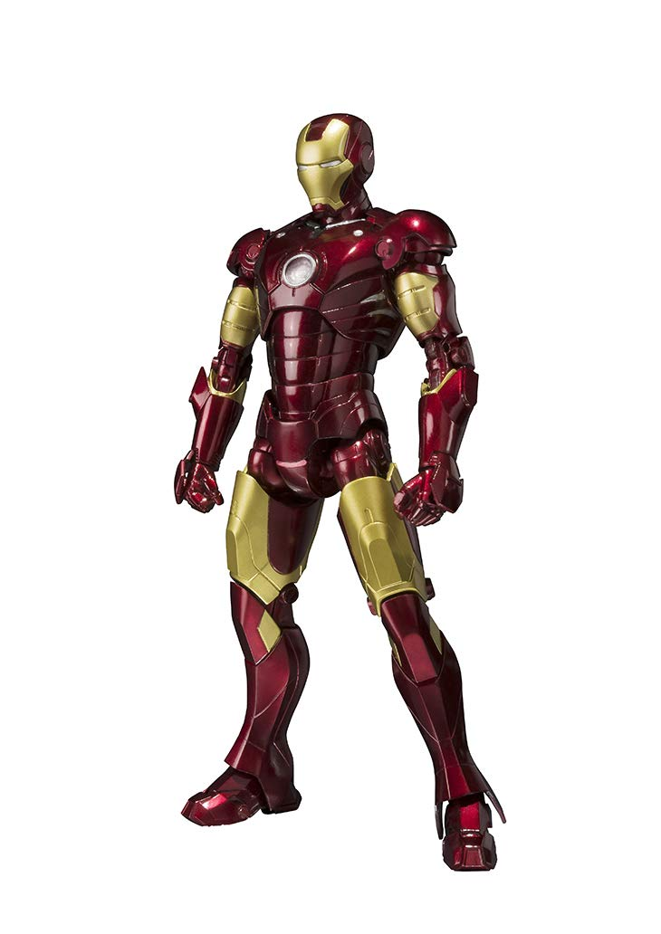 BANDAI SPIRITS S.H.Figuarts Captain Marvel...