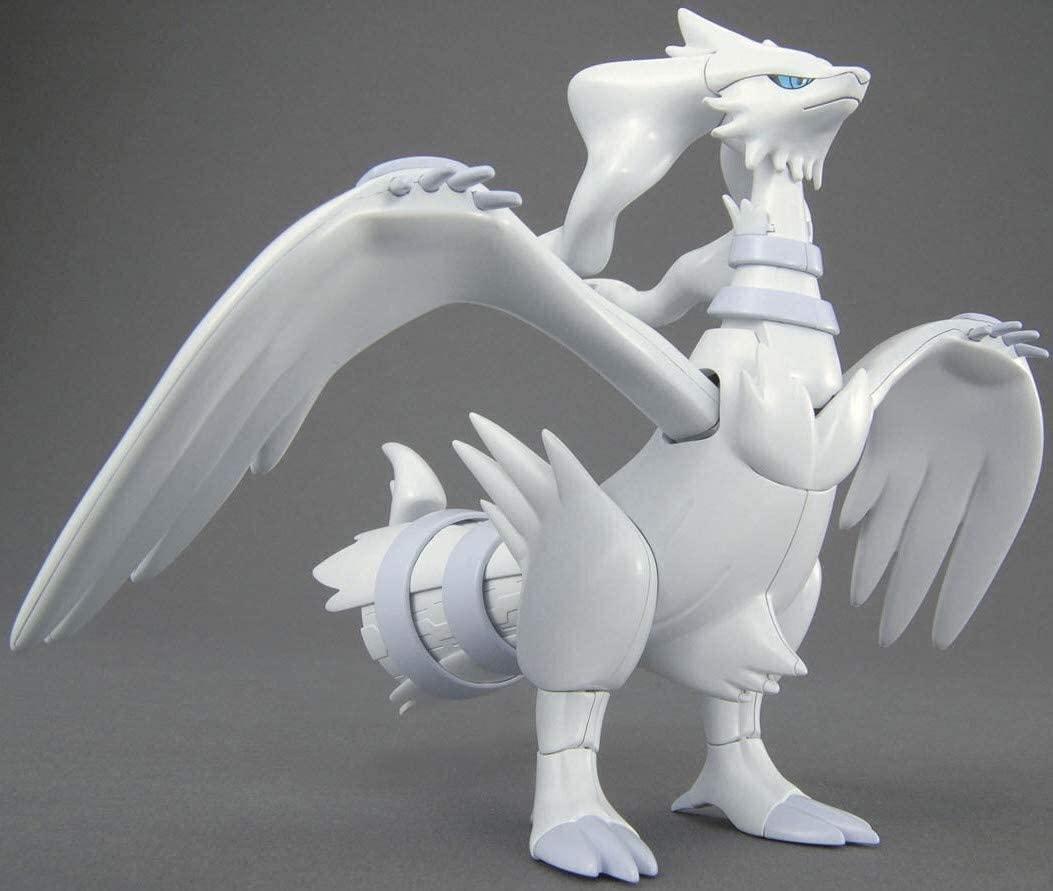 Bandai Hobby Pokemon Model Kit Reshiram...