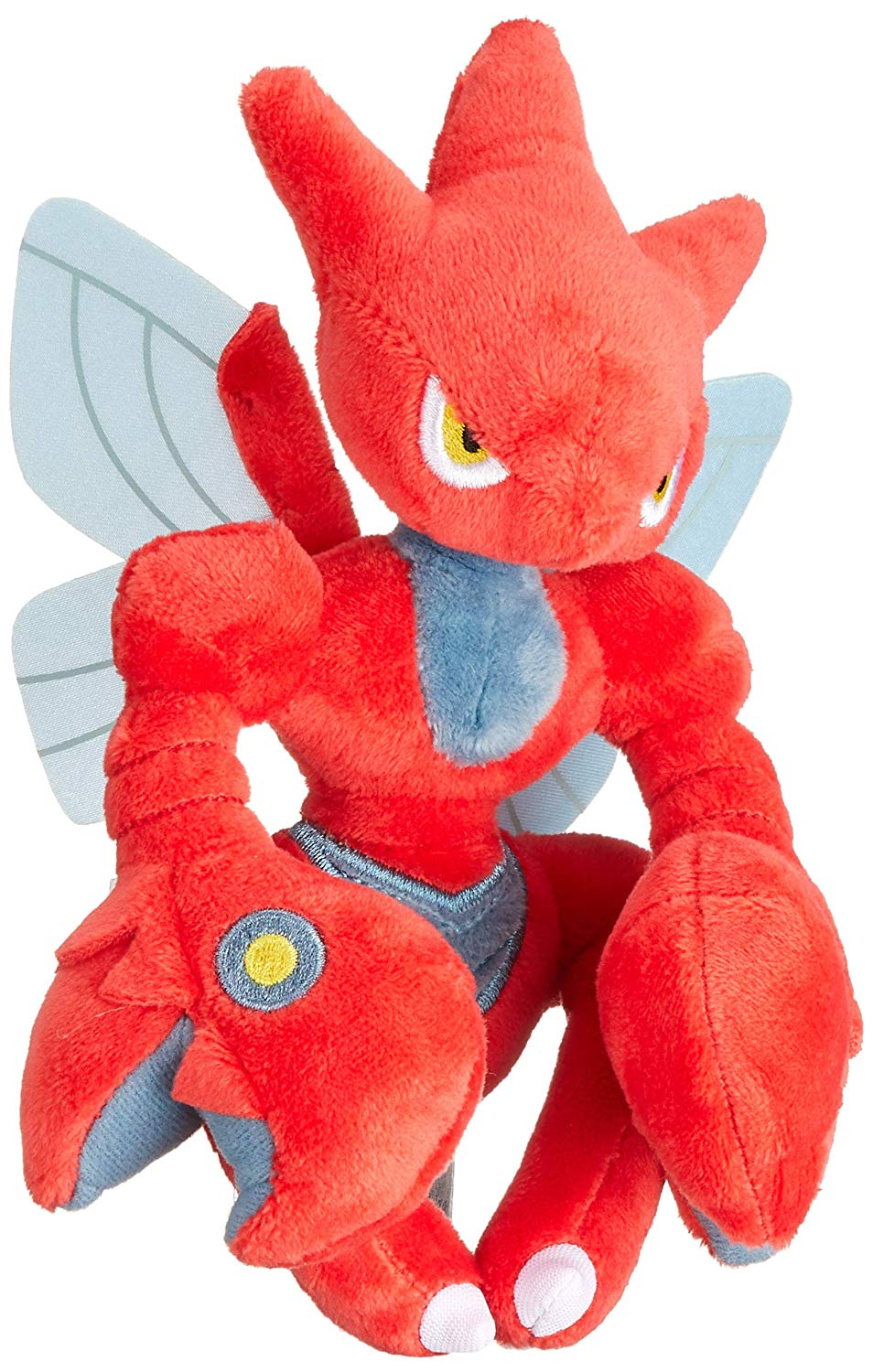 Pokemon Center Original Plush Doll fit Scizor