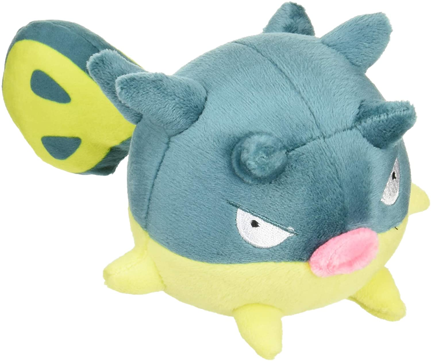 Pokemon Center Original Plush Doll fit Qwilfish