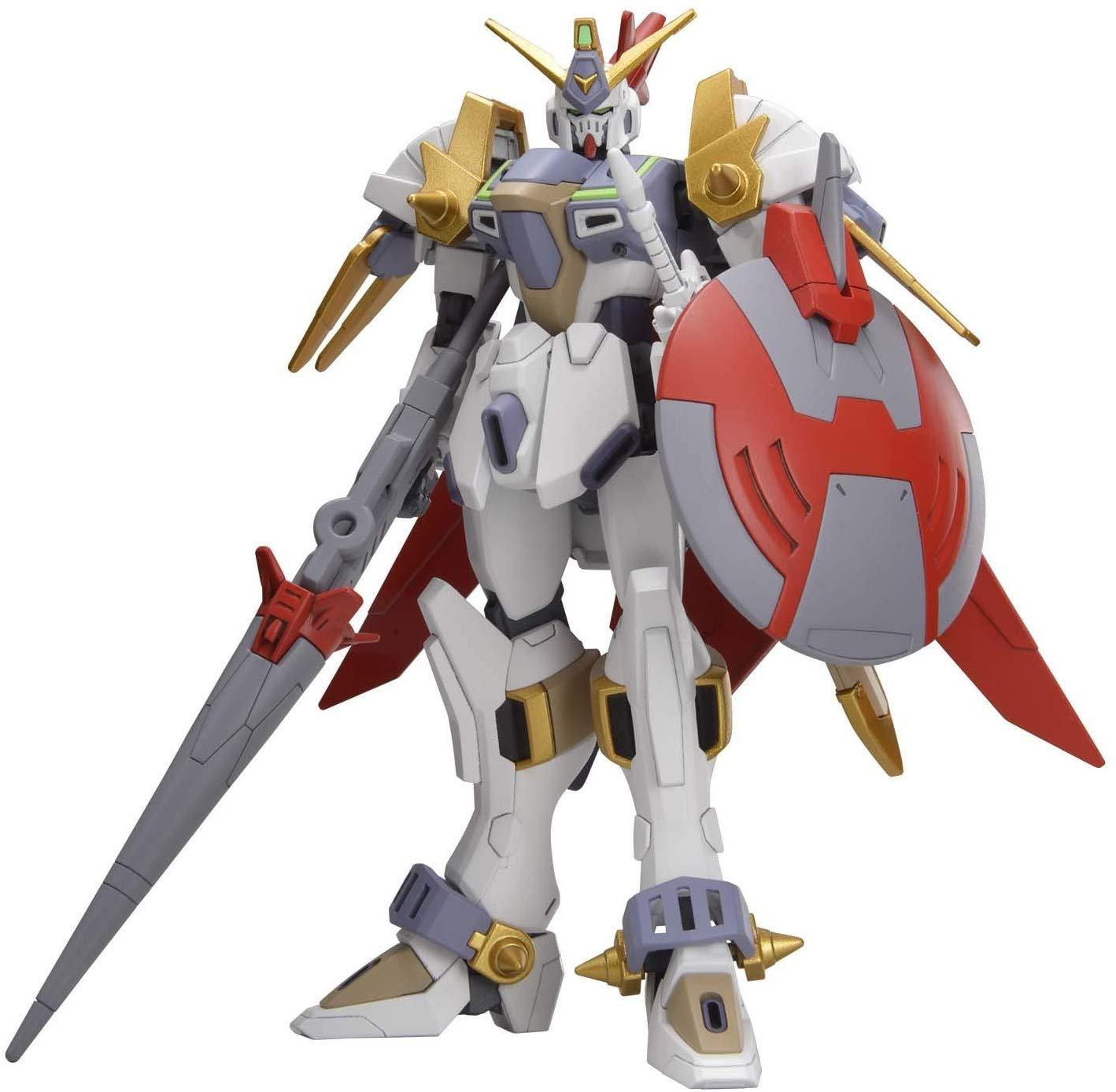 HGBD:R 1/144 Gundam Justice Knight Plastic...