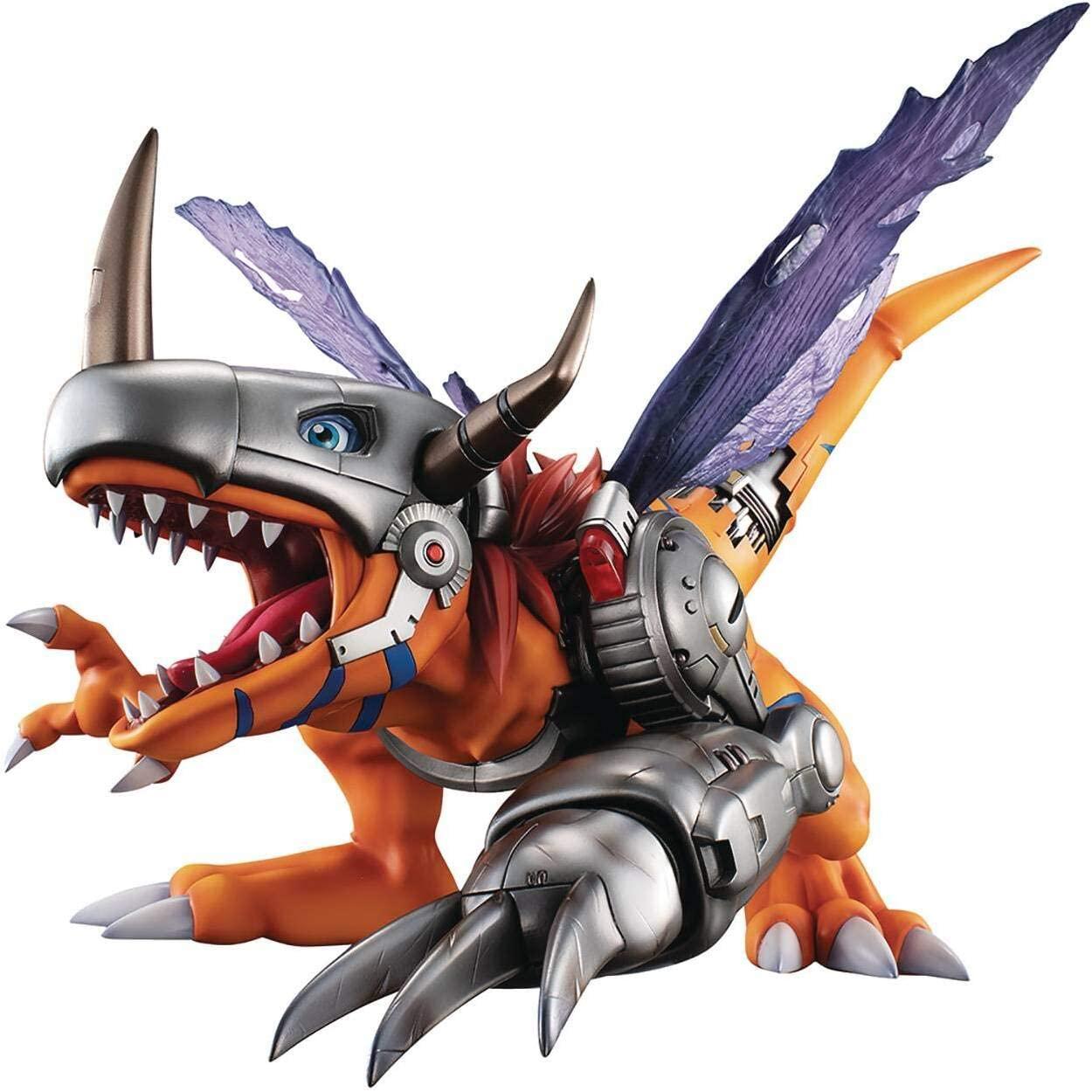 Megahouse Precious GEM SER Digimon ADV Metal...
