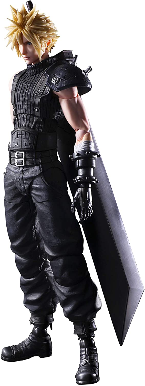 Play Arts Kai Cloud Strife Version2 Final...