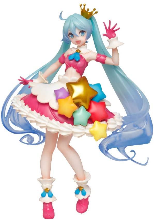 "Taito 7"" Hatsune Miku Birthday 2020 Action Figure"