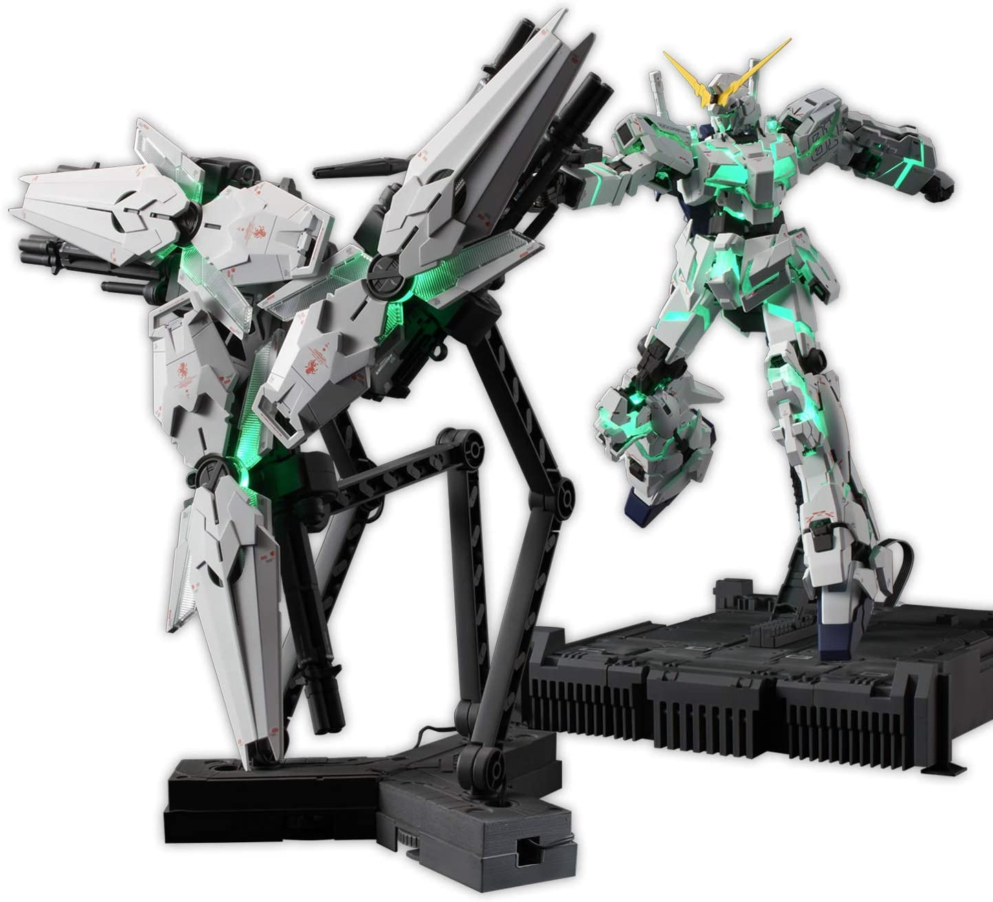 Bandai Hobby - Unicorn Gundam (Version Ka),...