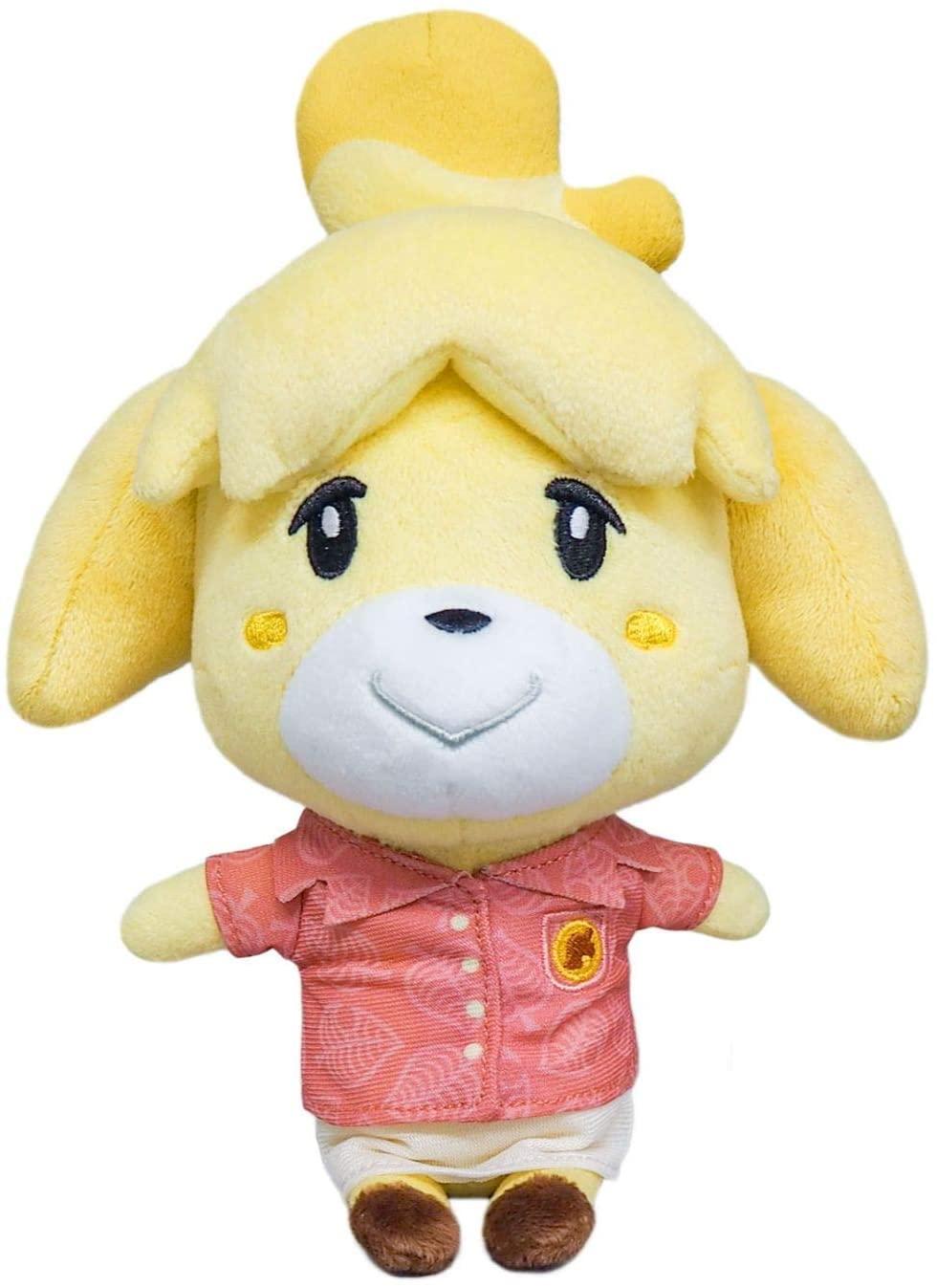 Sanei Animal Crossing Plush Doll Isabelle...