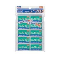10 pieces No. 10 No.10-1M Max staples (japan...