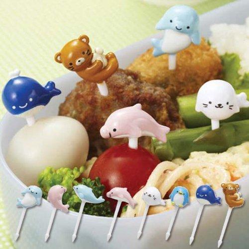 CUTEZCUTE Torune 8-Piece Bento Decoration Box,...