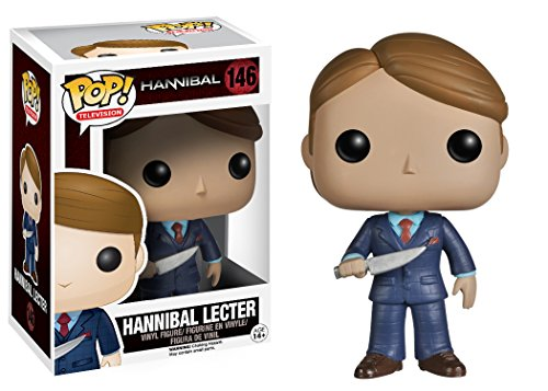 Funko Pop Tv Hannibal Hannibal Lecter Figure Ebay