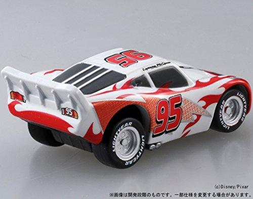 TAKARA TOMY TOMICA  Disney Cars Lightning McQueen Francesco Bl DieCast car