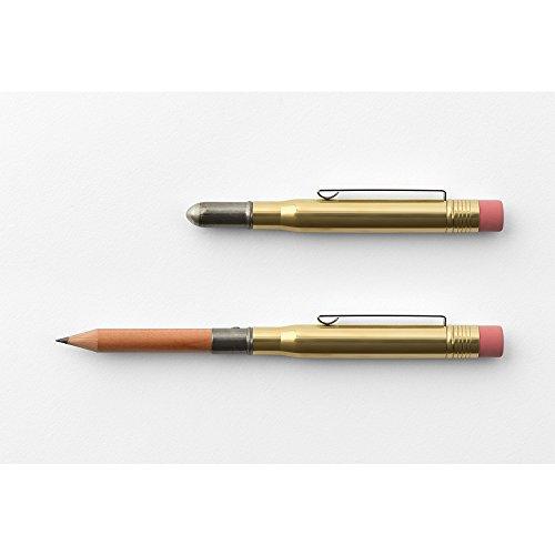 Traveler's company Brass Pencil