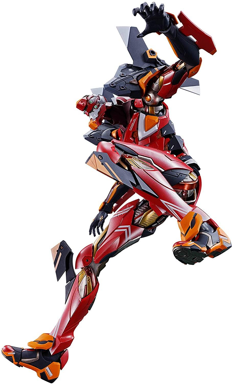 Bandai Tamashii Nations Metal Build EVA-02...