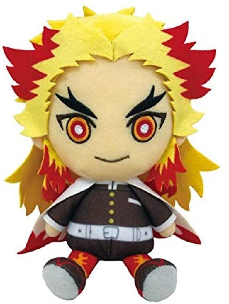 Demon Slayer Kimetsu No Yaiba Chibi Plush -...
